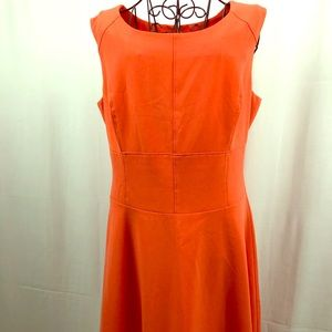 Marc New York fit and flare sleeveless dress 10
